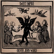 Image of Sweet Empire / Oliver John Ward Split (CDr)
