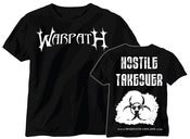 Image of Warpath 'Hostile Takeover' T-shirt
