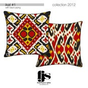Image of ikat #1