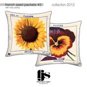 Image of french seed packets #3