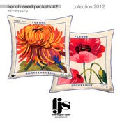 Image of french seed packets #2