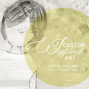 Image of Custom Inspired Art