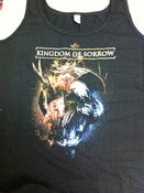 "Image of Kingdom Of Sorrow ""Blackest Tears"" Tank Top"