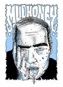 Image of Mudhoney gigposter