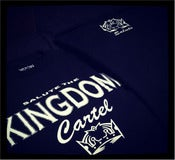 Image of Salute The Kingdom Cartel Tees