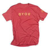 Image of BYOV Tee - Red
