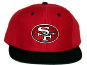Image of Vintage Retro/Deadstock SAN FRANCISCO 49ers SNAPBACK Hat