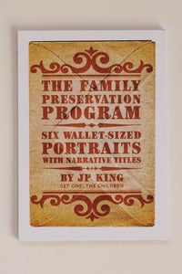 Image of The Family Preservation Program: Children