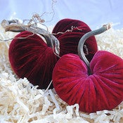 Image of HeartGram Set Cherry/Coral