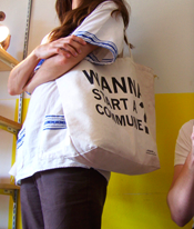 Image of Wanna Start a Commune? Tote