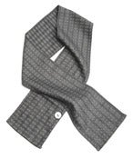 Image of SASH-AY SCARF Flash Tweed, Grey 