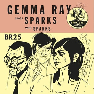 "Image of Gemma Ray Sings Sparks (With Sparks) (7"")"