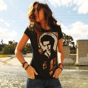 Image of Dead Saints Series: Saint Sid Ladies Tee