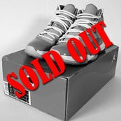 Image of Air Jordan XI (Cool Greys)