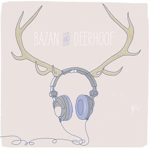 Image of Deerhoof + David Bazan 7""