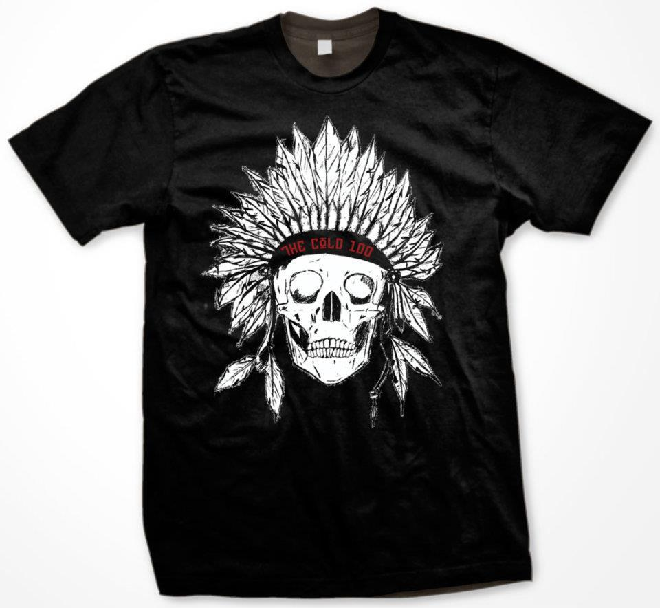 Image of Indian Skull T