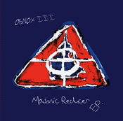 Image of OBNOX - 'Masonic Reducer' 7&quot; EP (12XU 040-7)