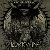Image of Black Veins - And Hell Followed CD