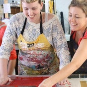 Image of AUTUMN SCREEN PRINTING SCHOOL 2013