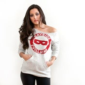 Image of The Kapowski Sweater {Snow}