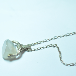 Image of Crystal Spinning Necklace