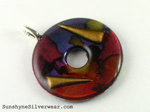 Image of Washer pendant 2