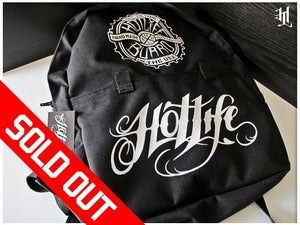 Image of *SOLD OUT*HOTLIFE x BURRO BAGS - HANDMADE BACKPACK 