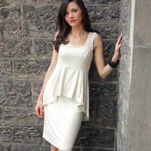 Image of Chic Layered Dress