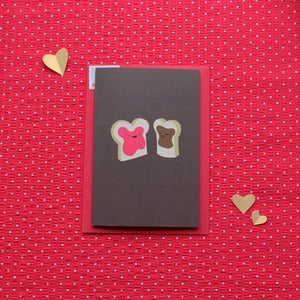 Image of 'Messy Love' Card