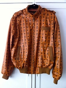 Image of Vintage MCM Members Only Style Jacket