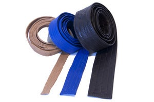 Image of OBI - Narrow Leather Belt (twice around)