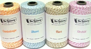 Image of ** NEW ** Color Quartet - 4 spools - Flax, Orchid, Cantaloupe & Shore