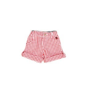 Image of red gingham shorts, by Tootsa MacGinty