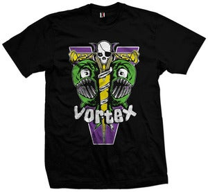 Image of VORTEX COLAB TEE