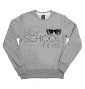Image of New School Films Cotton Crewneck