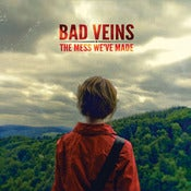 Image of Bad Veins - The Mess We&amp;#x27;ve Made CD 