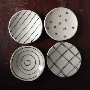 Image of Jensen & Marineau Ceramic Dish Set