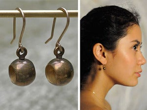 Image of RIEMANNIAN earrings