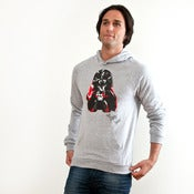 Image of The Dark Side Pullover {Ash}