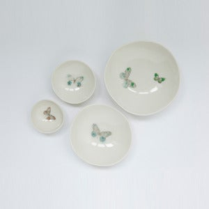 Image of Mizuyo Yamashita - butterfly bowls