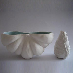 Image of Daniel Reynolds: Cone Cabbage Vases