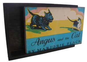 Image of KEEPSAKE BOX: Angus and the Cat
