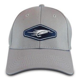 Image of Fly Fishing Hat - Grey