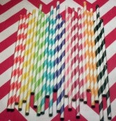 Image of Even More Stripy Straws