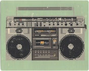 Image of Boombox - hbt12-p001