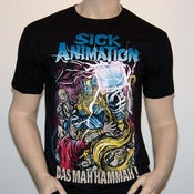 Image of Das Mah Hammah T-shirt
