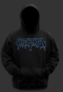"Image of Goreaphobia ""Vile Beast"" Hooded Sweatshirt"