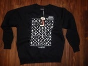 Image of Couture X Culture  ( Black&White ) CREW NECK