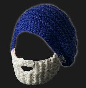 Image of Blue Beard Hat (Toronto)