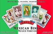 Image of MEXICAN BINGO. DISCOVERING, PLAYING, ENJOYING MEXICO.